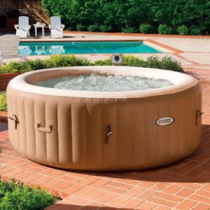 spa jacuzzi hinchable esterior Intex 28408