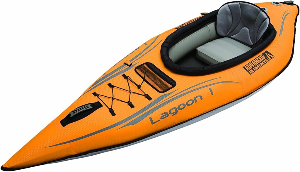 kayak hinchable 1 plaza Advanced elements Lagoon1