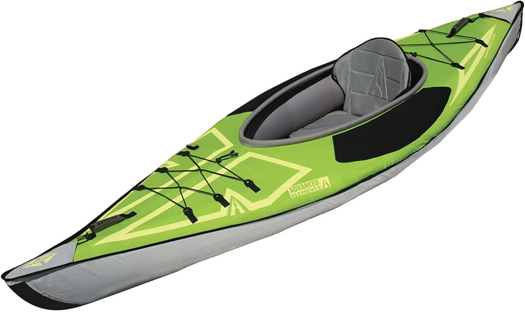 kayak hinchable 1 plaza AdvancedFrame